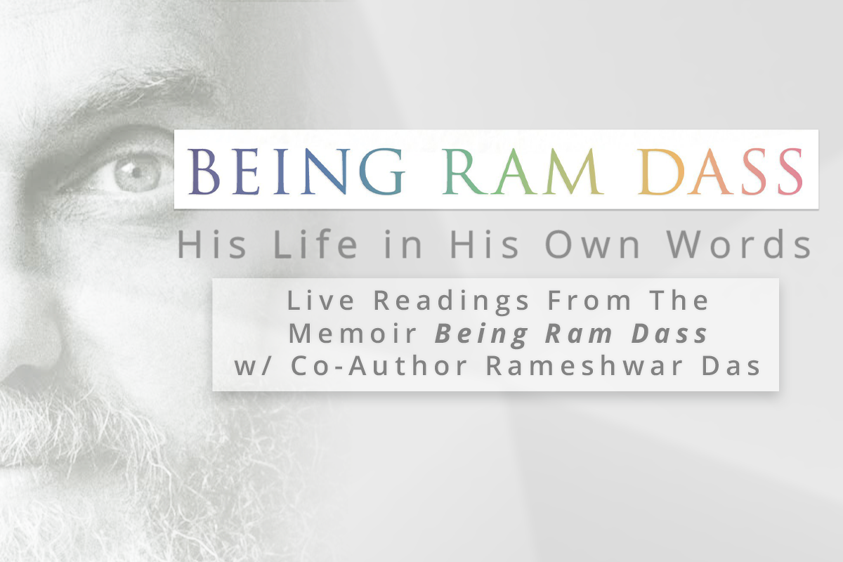 Being Ram Dass Event