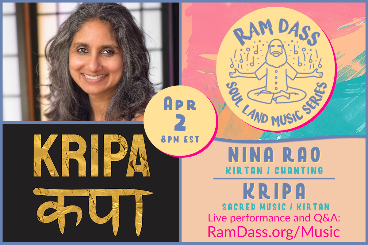 Nina Rao and Kripa Soul Land series